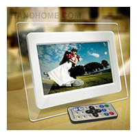 7 inch LCD TFT multifunction Picture Photo Digital Frame With MP3 MP4 Player