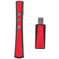 Red Laser Pointer Pen Remote Control for Powerpoint PPT Presentation ปากกาเลเซอร์พอยเตอร์