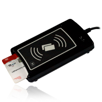 Smart Card Reader and RFID Mifare 13.56MHz Reader ACR1281U