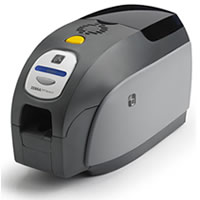 ZXP3 Single or dual-sided printing Magnetic & smart card