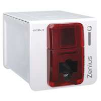 Evolis Zenius ID Card Printer Single-sided