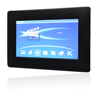 7 TFT LCD Digital Picture Frame with Full Featured Wireless Remote