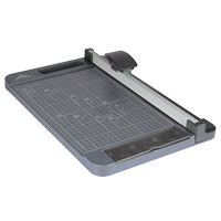 Paper Cutter Capable for A3 Cutting Sliding Rotary Blade