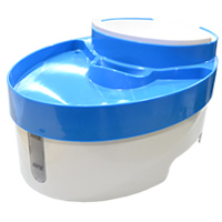 Automatic Pet 3 in 1 Waterfall Drinking Fountain