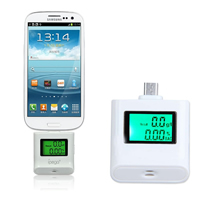 Alcohol Tester for Samsung With LCD Digital Display