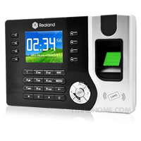 Biometric Fingerprint Time Attendance Machine Time Clock